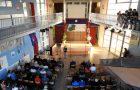 Sodelovanje šole na prireditvi Rastoča knjiga