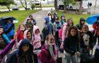 Četrtošolci varno prispeli na Ptuj